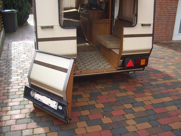Wohnwagen Umbauen umbau bürstner zum motorradtransport forum info gallery