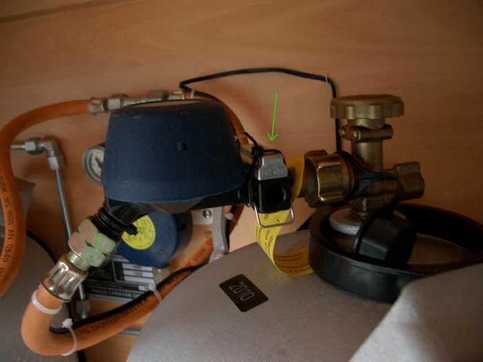 truma eis ex klimaanlage und heizung. Black Bedroom Furniture Sets. Home Design Ideas